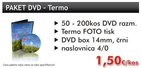 Paket TermoRetransfer (CD/DVD tisk)